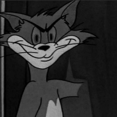 汤姆猫丧图头像_WWW.QQYA.COM