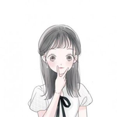 动漫微信头像女生可爱萌_WWW.QQYA.COM