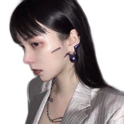 黑暗系闺蜜真人头像_WWW.QQYA.COM