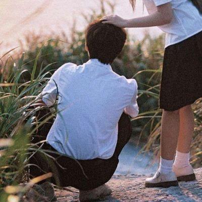 白色简单干净的情头高清图片_WWW.QQYA.COM