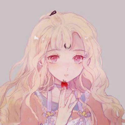 女生动漫唯美梦幻头像_WWW.QQYA.COM
