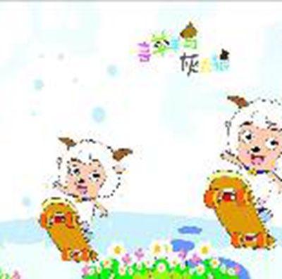 可爱的喜羊羊卖萌头像图片_WWW.QQYA.COM