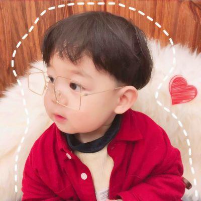 网红萌娃头像男生_WWW.QQYA.COM
