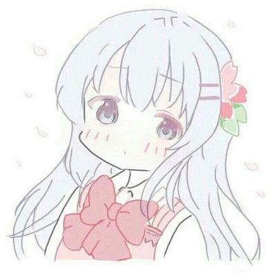 动漫头像女生可爱猫耳大图高清_WWW.QQYA.COM