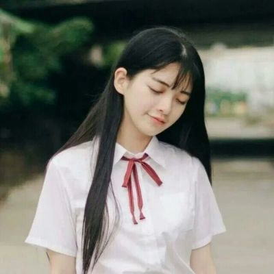 高清好看的清纯少女头像图片_WWW.QQYA.COM