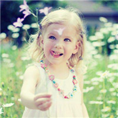 小孩可爱头像大全_WWW.QQYA.COM
