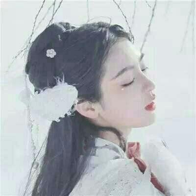 古风头像女真人小清新_WWW.QQYA.COM