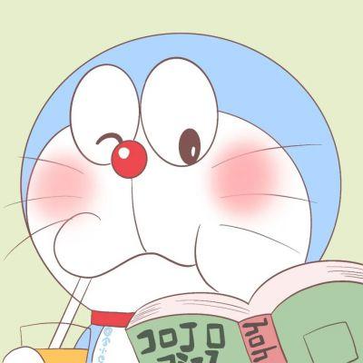 手绘可爱的哆啦a梦图片头像_WWW.QQYA.COM