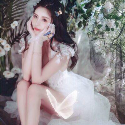 浪漫梦幻婚纱图片唯美头像_WWW.QQYA.COM