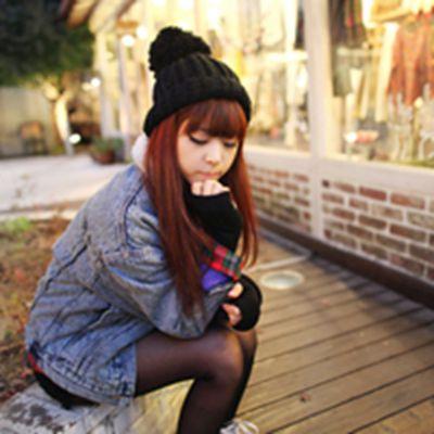 甜美女生好看头像_WWW.QQYA.COM