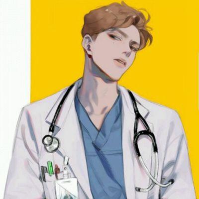 手绘动漫男生帅气头像图片_WWW.QQYA.COM