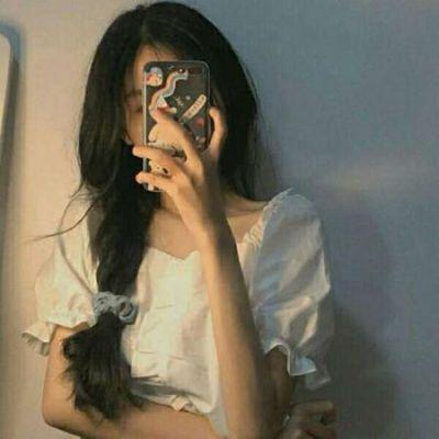 手机遮脸头像女_WWW.QQYA.COM