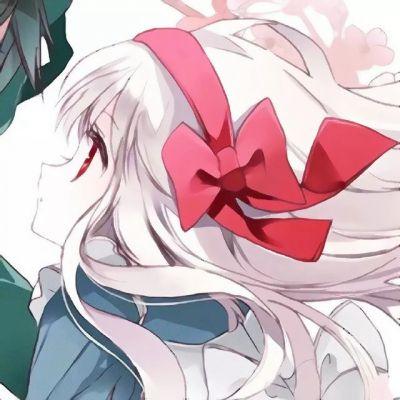 高清酷一点的动漫情侣头像图片_WWW.QQYA.COM