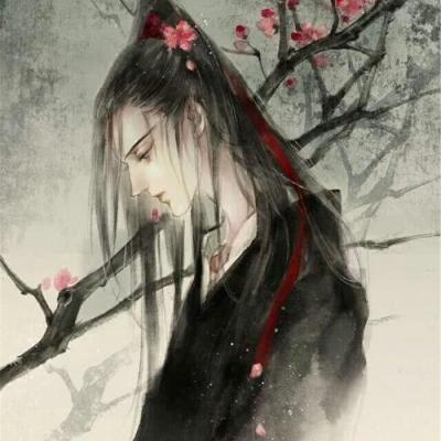 帅气男生古风头像精选霸气有型_WWW.QQYA.COM