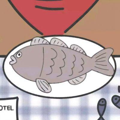 高清超萌的可爱卡通情头一半一张图片_WWW.QQYA.COM