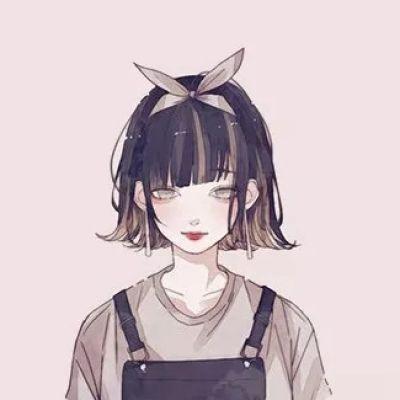 高清好看的闺蜜头像动漫简单图片_WWW.QQYA.COM
