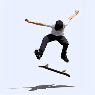关于滑板的头像高清_WWW.QQYA.COM