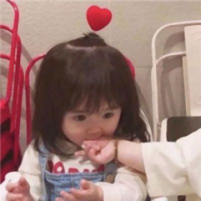 微信情侣头像小孩可爱_WWW.QQYA.COM