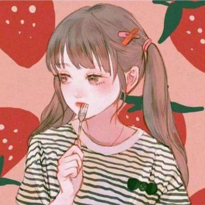 仙女味十足的动漫头像_WWW.QQYA.COM