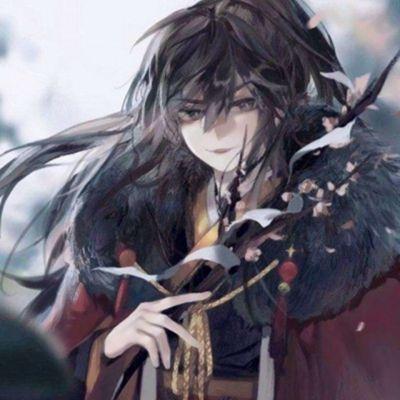 古风动漫图片男生唯美头像_WWW.QQYA.COM