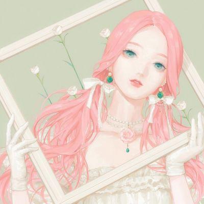 女生头像动漫冷酷帅气_WWW.QQYA.COM