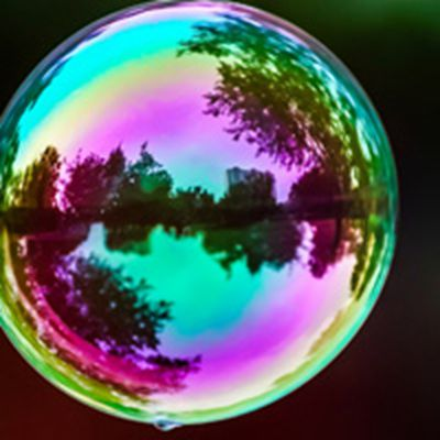 好看的泡泡头像图片_WWW.QQYA.COM