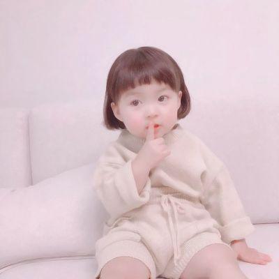 萌娃图片大全可爱高清头像_WWW.QQYA.COM