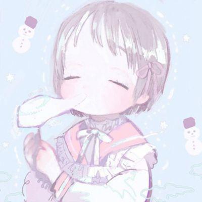可爱漫画小女孩头像图片_WWW.QQYA.COM