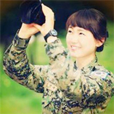 女特种兵头像图片_WWW.QQYA.COM
