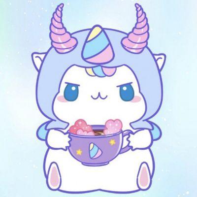 高清好看十二星座动漫女孩Q版头像图片_WWW.QQYA.COM