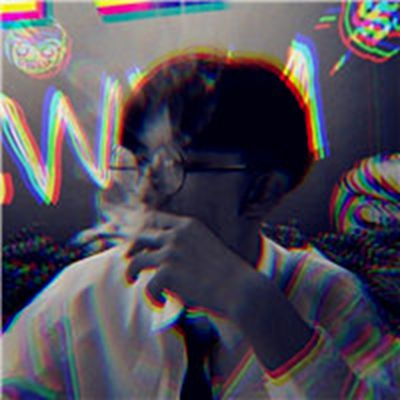 微信头像黑色男生头像_WWW.QQYA.COM