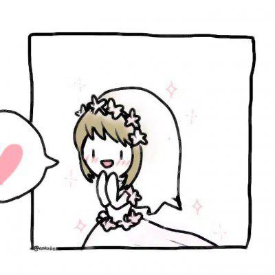 情侣头像一上一下小白人_WWW.QQYA.COM