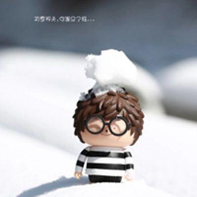 可爱蒙奇奇小玩偶图片头像下载_WWW.QQYA.COM