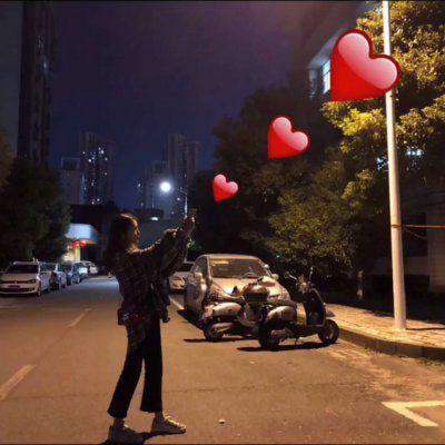射击命中情侣头像_WWW.QQYA.COM