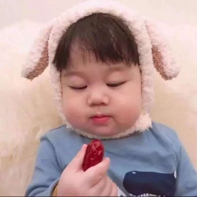 萌娃大Q宝头像可可爱爱_WWW.QQYA.COM