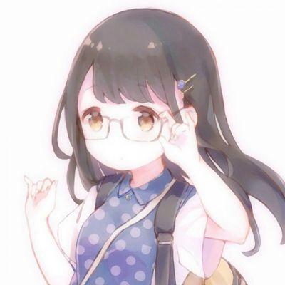 小可爱动漫女孩头像_WWW.QQYA.COM