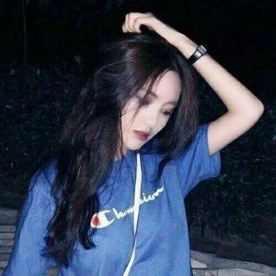 qq女生头像蓝色控_WWW.QQYA.COM
