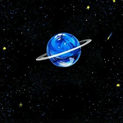 高清好看的星辰大海唯美星空头像图片_WWW.QQYA.COM
