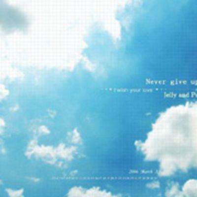 纯蓝色头像_WWW.QQYA.COM