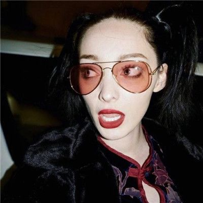 北极星小姐姐超清头像大全_WWW.QQYA.COM