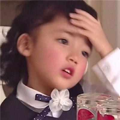 可爱搞怪小孩子萌娃头像_WWW.QQYA.COM
