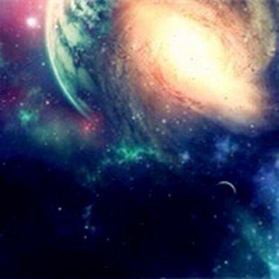 高清唯美意境原宿星空美图头像_WWW.QQYA.COM