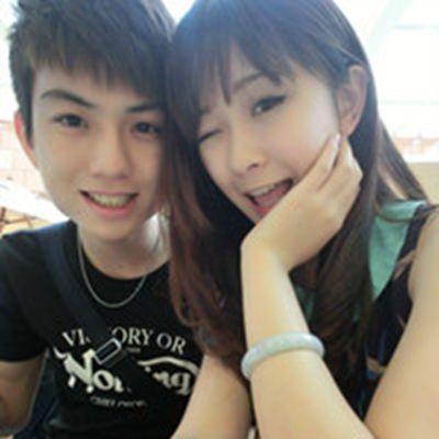 寂寞难熬的日子你是我的唯一非主流情侣头像一男一女_WWW.QQYA.COM