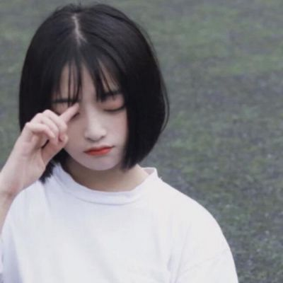 女生气质丧气头像_WWW.QQYA.COM