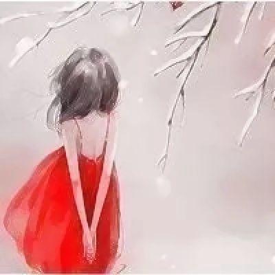 背影动漫头像女_WWW.QQYA.COM