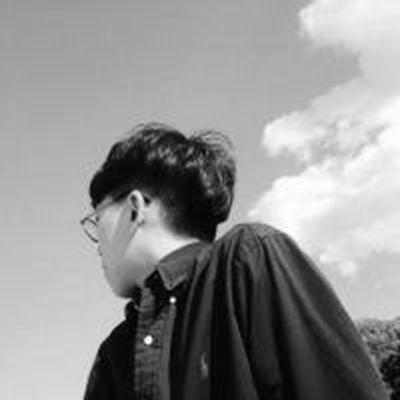 纯黑色男生头像ROCK_WWW.QQYA.COM