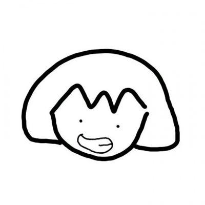 超清可爱搞怪简笔画头像图片_WWW.QQYA.COM