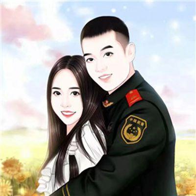 世界和平的守护神军人头像_WWW.QQYA.COM
