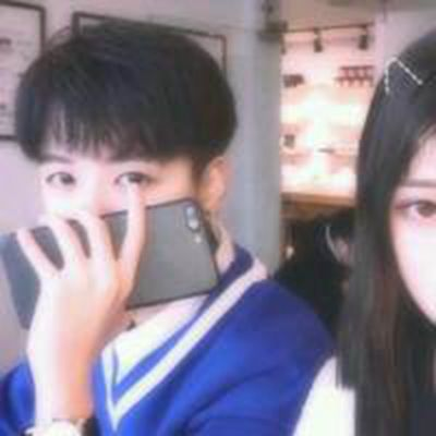 混搭系情侣头像手机遮脸的、穿着婚纱的等图片_WWW.QQYA.COM