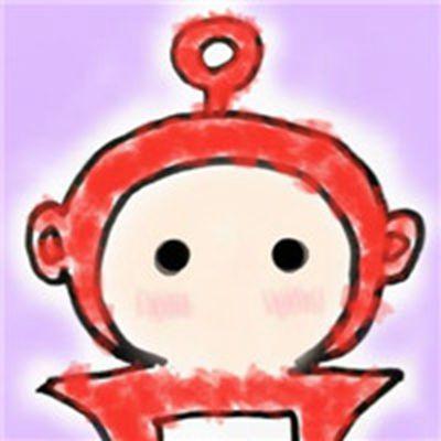 天线宝宝头像卡通_WWW.QQYA.COM